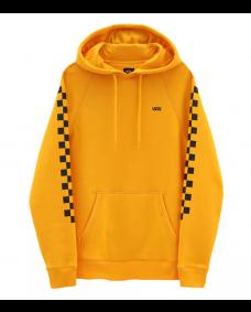 VANS Herren Sweatshirt Versa Saffron / Black
