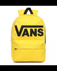 VANS Unisex Rucksack Old Skool III Yellow / Black