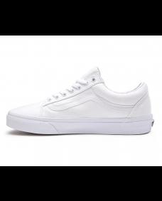 VANS Unisex Schuhe Old Skool True White