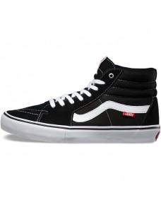 VANS Unisex Schuhe Sk8-Hi Pro Black / White