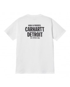 CARHARTT WIP Damen W`S/S State Flag Heart T-Shirt